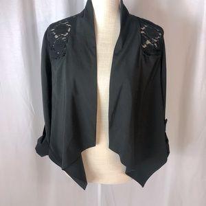 Mine Size L Black Blazer